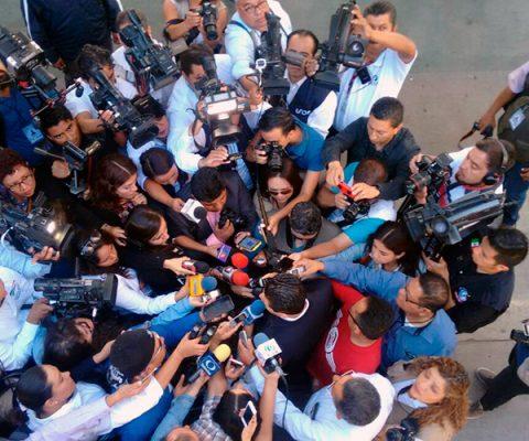 Se extralimitaron con Jobany, afirma gobernador de Zacatecas