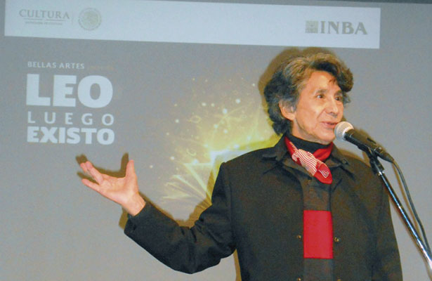 Xavier Marc rinde tributo a Ramón López Velarde