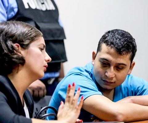 Llega a México estudiante deportado de Nicaragua