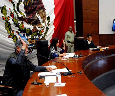 Presentan quinteta de aspirantes a ombudsman de Zacatecas