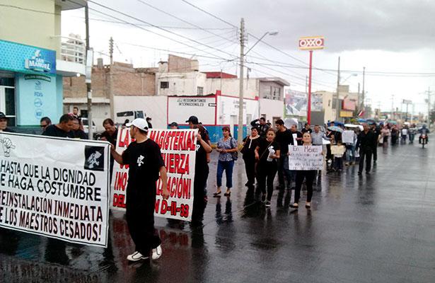 Fresnillo se solidariza con Oaxaca