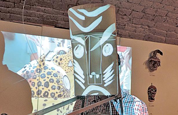 """Llega """"Máscaras de México"""" a Zacatecas"""