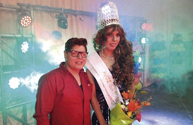 Eligen Miss Gay Concha del Oro 2016