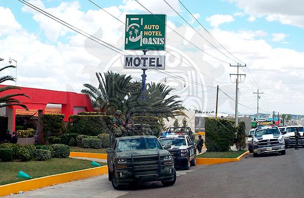 Motel baleado