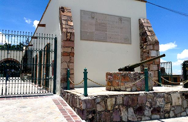 El Museo Toma de Zacatecas, más visitado