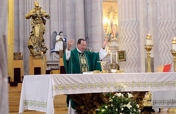 La paternidad no es un juego: Obispo de Zacatecas