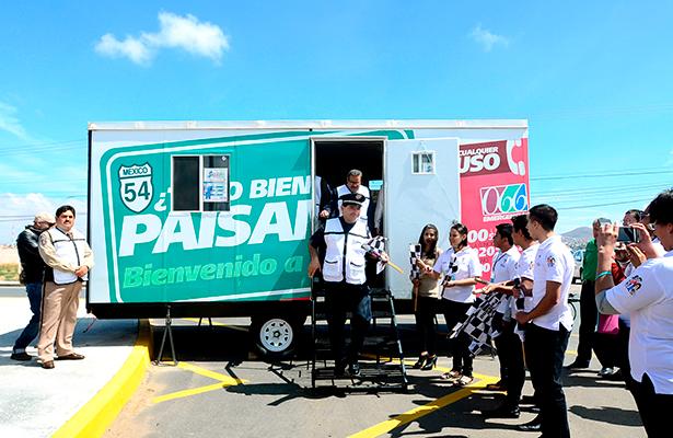 Inicia Operativo Paisano en Zacatecas