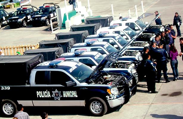 Contratarán a 80 policías en Guadalupe