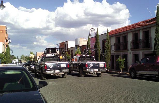 Persiste déficit de policías en Guadalupe