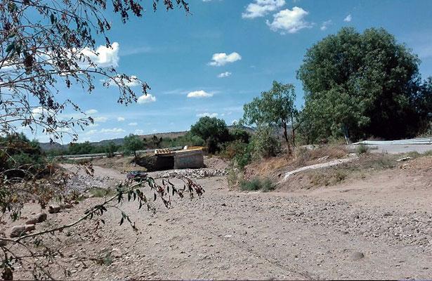 Sin reconstrucción de puente Montemariana