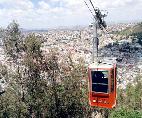 Impactará negativamente cierre del teleférico en Zacatecas