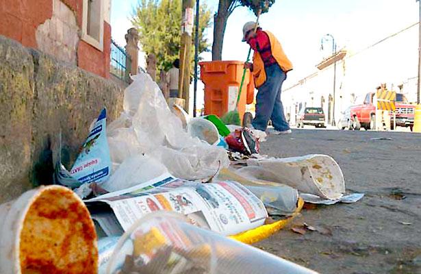 Habrá operativo de limpieza en Guadalupe