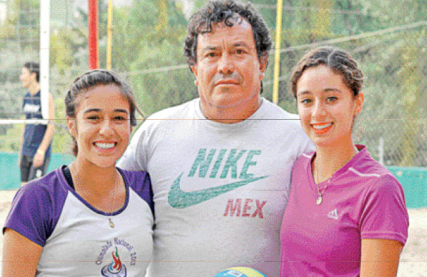 Voleibolistas, rumbo a Chipre