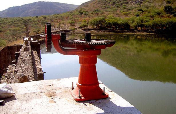 Incrementan las presas su volumen de agua