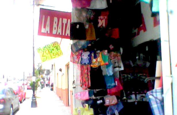 Bajas ventas en comercios de Guadalupe