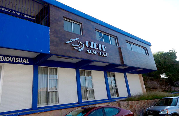 Construyen el Centro Regional de Desarrollo Espacial en Zacatecas