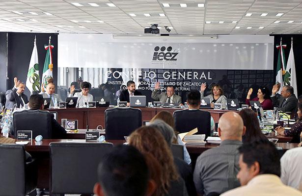 Aprueba IEEZ regidor electo en Villanueva