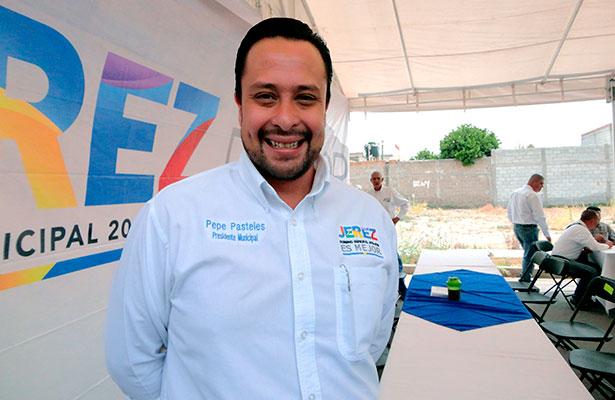 Afirma alcalde de Jerez que no ha caído en ilegalidades