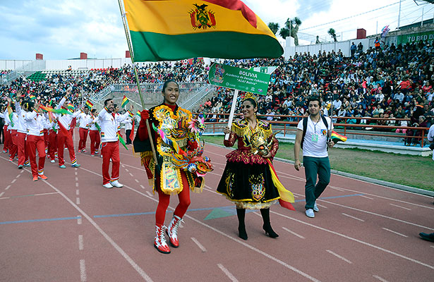 Comenzó la Folkloriada en Zacatecas