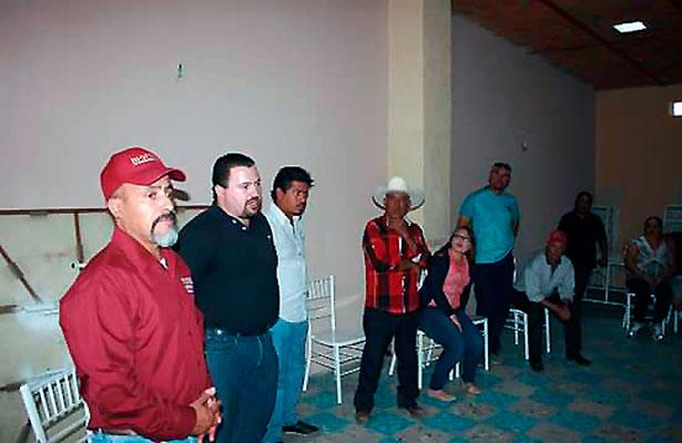 Acepta Morena fallo del Trife sobre Pinos
