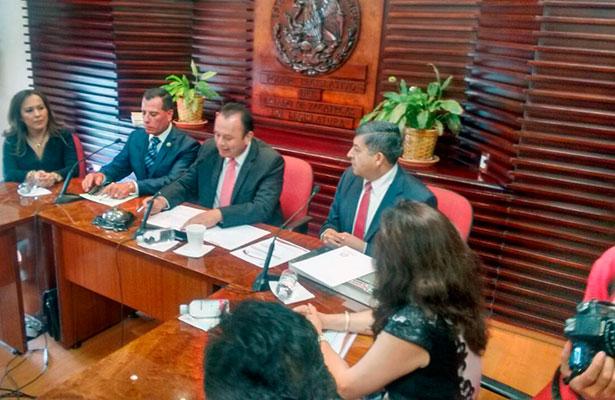 Entrega Secretario General sexto informe de gobierno