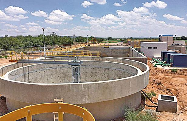 Fresnillo con capacidad para tratar aguas