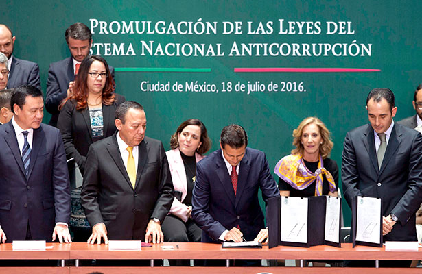 Aplaude IP Sistema Nacional Anticorrupción