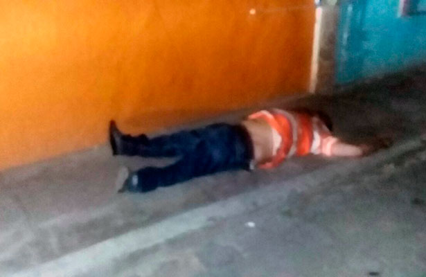 Asesinan a director del CRREAD en Tlaltenango