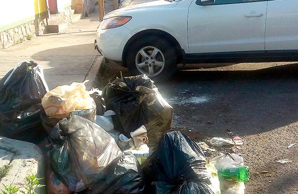 Residuos sólidos invaden zona conurbada