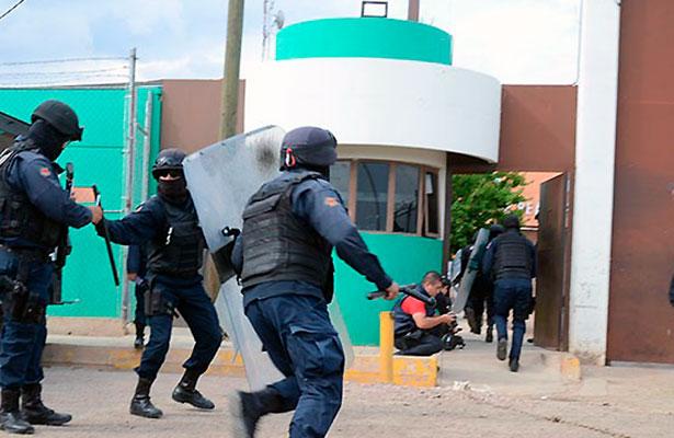 Reforzarán seguridad en Ceresos de Zacatecas