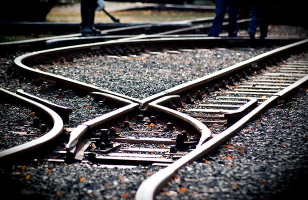 Hay cruces clandestinos de vías férreas