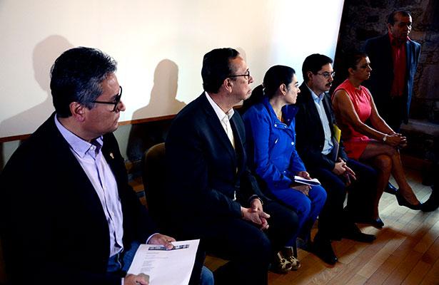 Zacatecas, sede de la Sexta Audiencia Pública para elaborar la Ley de Cultura