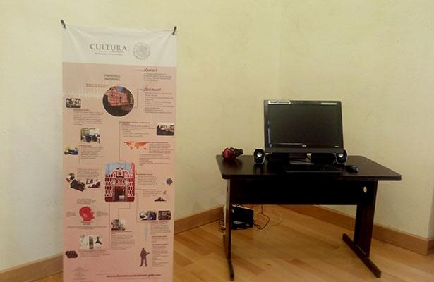 Inauguran primera Fonoteca en Zacatecas