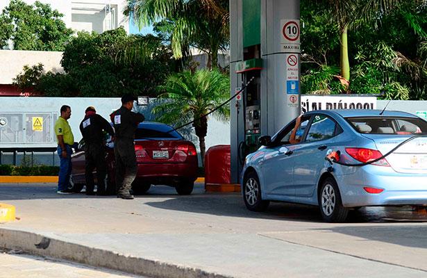 Difícil erradicar venta ilegal de gasolina