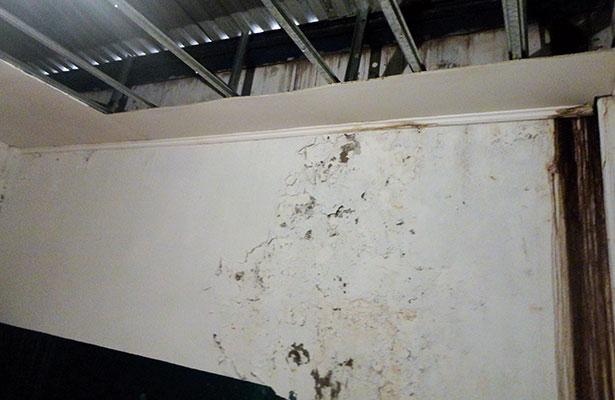 En malas condiciones edificio del Injjuve