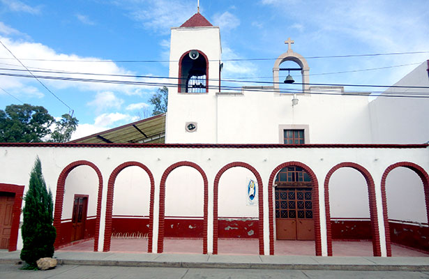 Rehabilitan edificios católicos en Jerez