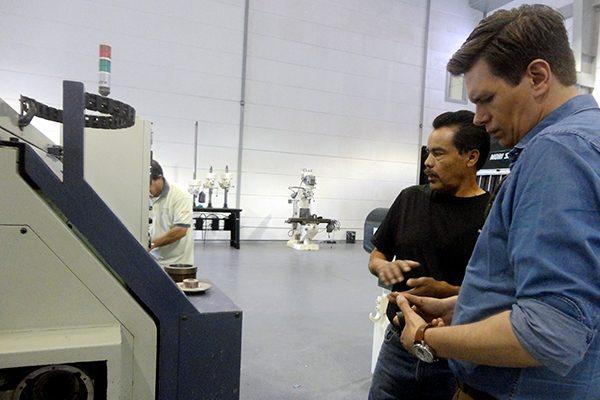 Instalarán dos nuevas industrias en Jerez
