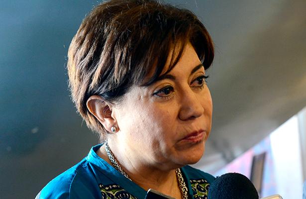 Judit, seguiría como candidata del PRI