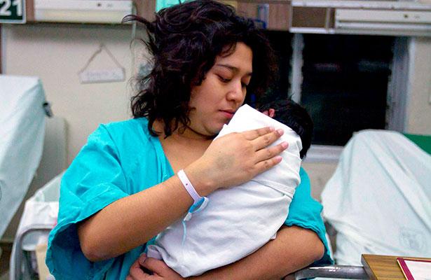 Mamás solteras: el difícil camino