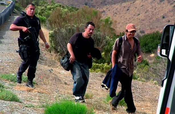 Asegurados mil 250 indocumentados en Zacatecas
