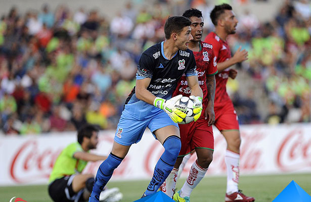 Juárez pierde 0-1 ante Mineros Zacatecas