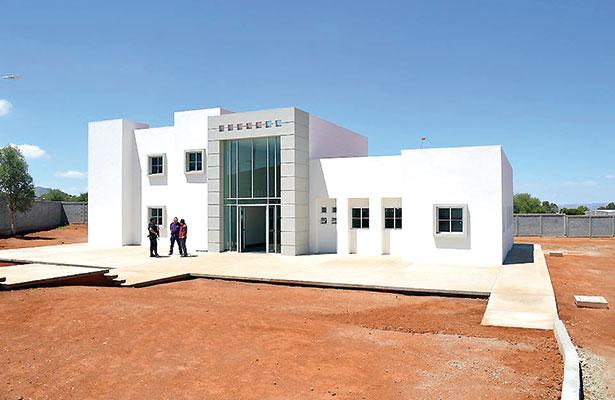 Entregan Casa de Seguridad en Morelos