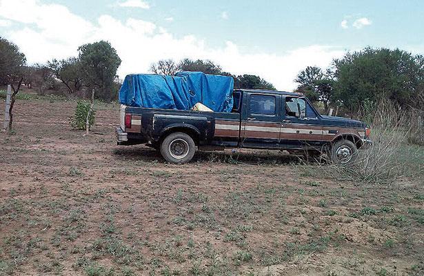 Recupera PEP más de mil litros de diesel