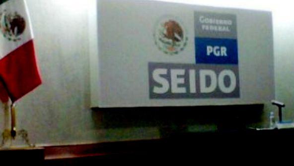 """Liberación de maestra de Hidalgo, una """"coincidencia"""": SEIDO"""