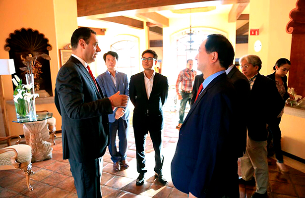 Empresarios zacatecanos confían en Tello