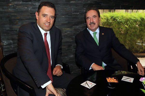 Ratifica Gamboa apoyo a Alejandro Tello