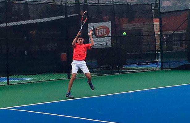Concluye Torneo Nacional de Tenis
