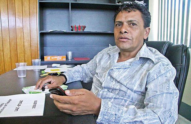 Amaga líder del STUAZ con toma de instalaciones