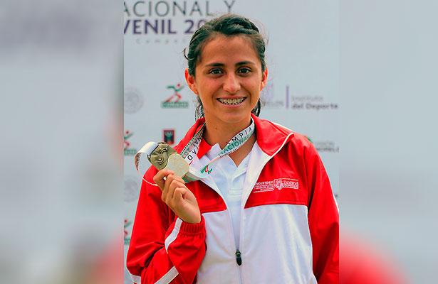 María Ruiz al Panamericano de Campo Traviesa