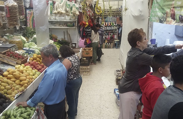 Suben ventas de comercio ambulante de Jerez